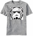 Star Wars Minimal Trooper t-shirt men heather pre-order