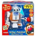 Star Wars Mr. Potato Head Artoo-Potatoo with Princess Tater