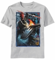 Star Wars Pure Aggression Darth Maul t-shirt men Silver pre-order