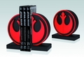 Star Wars Rebel Seal Bookends pre-order