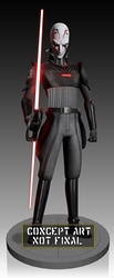 Star Wars Rebels Inquisitor maquette pre-order