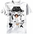 Star Wars Set to Stun t-shirt men white pre-order