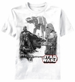 Star Wars Snow Scouts t-shirt men White pre-order