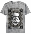 Star Wars Stormtrooper So Money t-shirt men Silver River Wash pre-order