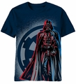Star Wars Walking Sith Darth Vader t-shirt men Navy pre-order