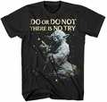 Star Wars Yoda Do or Do Not t-shirt men black pre-order