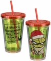 Star Wars Yoda Holiday 18 oz. Acrylic Travel Cup pre-order
