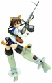 Strike Witches 2 Yoshika Miyafuji Pvc Figure pre-order