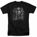 Suicide Squad t-shirt Harley Quinn Lucky mens Black