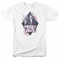Suicide Squad t-shirt Mad Love mens White