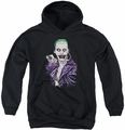 Suicide Squad youth teen hoodie blade black