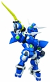 Super Robot Wars Ccog Deformed Soulgain Plastic Model Kit pre-order