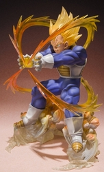 Super Saiyan Vegeta Figuarts ZERO action figure Dragonball Z