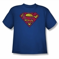 Superman kids t-Shirts youth sizes