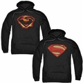 Superman Man of Steel Hoodies