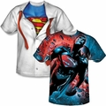 Superman Sublimation t shirt