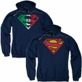 Superman Symbol Hoodies