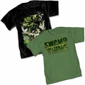 Swamp Thing shirts