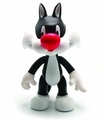 Sylvester Polychrome 8-Inch B&W Vinyl Figure pre-order