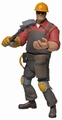 Team Fortress Series 3 Red Engineer action figure pre-order