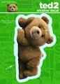 Ted 2 Sexy Ted Vinyl Decal pre-order