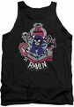 Teen Titans Go tank top Raven adult black