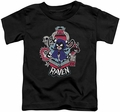 Teen Titans Go toddler t-shirt Raven black