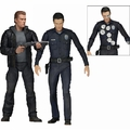 Terminator Genisys 7-inch action figure set of 2 pre-order