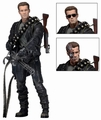 Terminator T-800 Ultimate 7-inch action figure Terminator 2