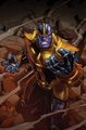 Thanos Annual #1 comic book pre-order
