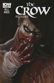 The Crow Pestilence #3 comic book pre-order