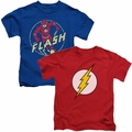 Flash Kids t shirts