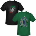 The Joker shirts