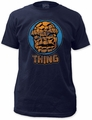 The Thing Circle Portrait Fitted Jersey t-shirt