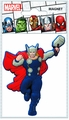 Thor Soft Touch Pvc Magnet pre-order