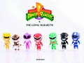 Tls X Mmpr Action Vinyl 16-Piece Mini Box Display Wv 1 pre-order