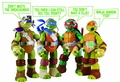 Tmnt 11-Inch Talking Turtles Action Figure Asst pre-order