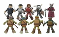 Tmnt Minimates Series 2 Foil Mini Box Counter Display pre-order