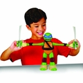 Tmnt Stretch & Shout Turtles Action Figure Asst pre-order