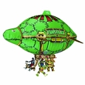 Tmnt Turtle Blimp Vehicle Case pre-order