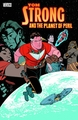 Tom Strong And The Planet Of Peril Tp pre-order