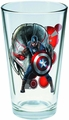 Toon Tumblers Avengers Aou Captain America Pint Glass pre-order