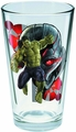 Toon Tumblers Avengers Aou Hulkbuster Pint Glass pre-order