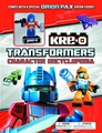 Transformers Kre O Character Encyclopedia With Figure Hc pre-order