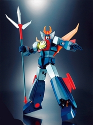 Trider G7 die-cast action figure Soul of Chogokin