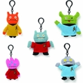 Uglydoll Star Trek Plush Clip-On Asst pre-order