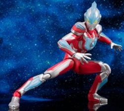 Ultraman Ginga action figure Ultra-Act