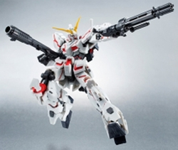 Unicorn Gundam Full Armor Robot Spirits action figure