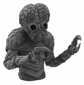 Universal Metaluna Mutant Black & White Bust Bank pre-order