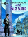 Valerian Graphic Novel Vol 07 On False Earths pre-order